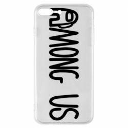 Чохол для iPhone 7 Plus Among Us Logo