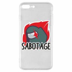 Чохол для iPhone 7 Plus Among Us Sabotage