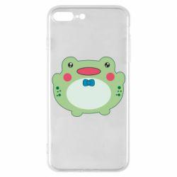 Чохол для iPhone 7 Plus Baby frog
