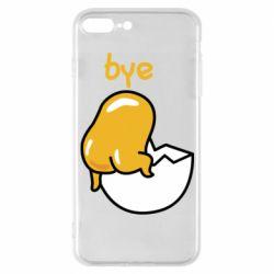 Чохол для iPhone 7 Plus Bye