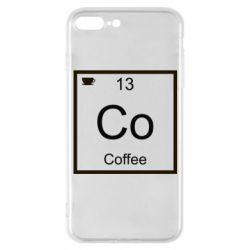 Чохол для iPhone 7 Plus Co coffee