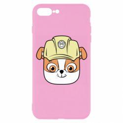 Чохол для iPhone 7 Plus Dog in helmet
