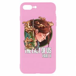 Чехол для iPhone 7 Plus Ellie The Last Of Us