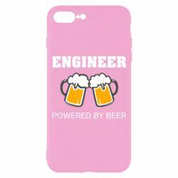 Чохол для iPhone 7 Plus Engineer Powered By Beer