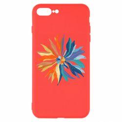 Чохол для iPhone 7 Plus Flower coat of arms of Ukraine