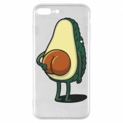 Чохол для iPhone 7 Plus Funny avocado
