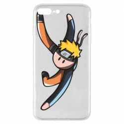 Чохол для iPhone 7 Plus Funny Naruto
