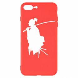 Чохол для iPhone 7 Plus Ghost Of Tsushima Silhouette