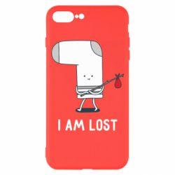 Чохол для iPhone 7 Plus I am lost