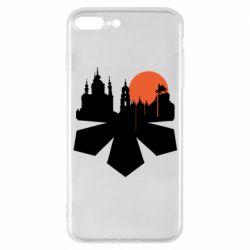 Чохол для iPhone 7 Plus Kiev city of chestnuts