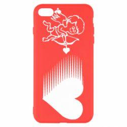Чехол для iPhone 7 Plus Купидон