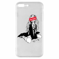 Чохол для iPhone 7 Plus Недзуко - сенпай