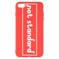 Чохол для iPhone 7 Plus Not standard