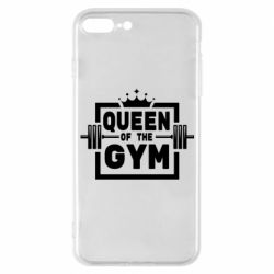 Чохол для iPhone 7 Plus Queen Of The Gym