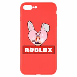 Чехол для iPhone 7 Plus Roblox Bunny Girl Skin