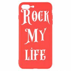 Чехол для iPhone 7 Plus Rock my life