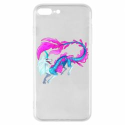 Чохол для iPhone 7 Plus Sisu Water Dragon
