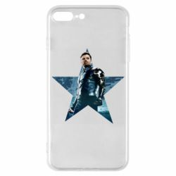 Чохол для iPhone 7 Plus Winter Soldier Star