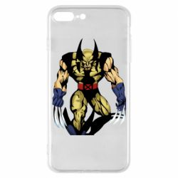 Чохол для iPhone 7 Plus Wolverine comics