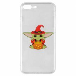 Чохол для iPhone 7 Plus Yoda conjures