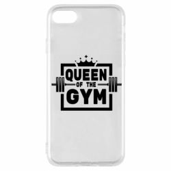 Чохол для iPhone 7 Queen Of The Gym