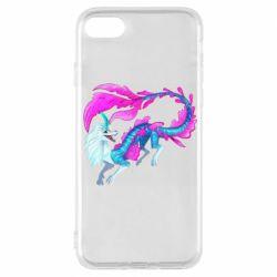 Чохол для iPhone 7 Sisu Water Dragon