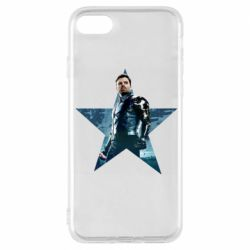 Чохол для iPhone 7 Winter Soldier Star