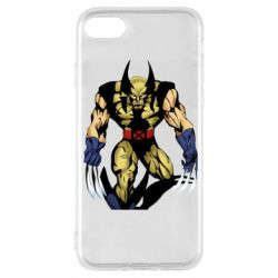 Чохол для iPhone 7 Wolverine comics
