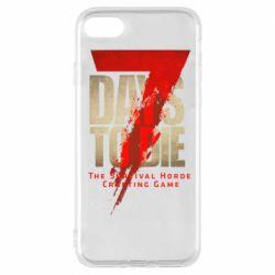 Чохол для iPhone 8 7 Days To Die
