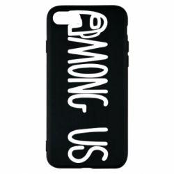 Чохол для iPhone 8 Among Us Logo