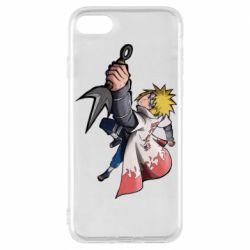 Чохол для iPhone 8 Attacking Minato