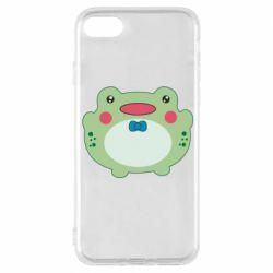Чохол для iPhone 8 Baby frog