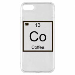 Чохол для iPhone 8 Co coffee