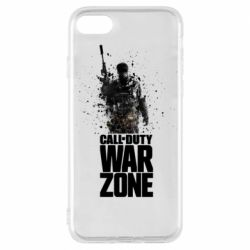 Чехол для iPhone 8 COD Warzone Splash