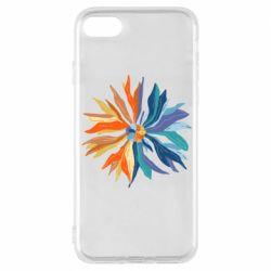 Чохол для iPhone 8 Flower coat of arms of Ukraine