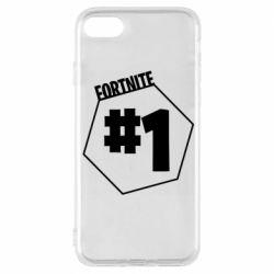 Чохол для iPhone 8 Fortnight number 1