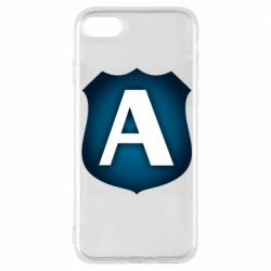 Чохол для iPhone 8 Форум Антиколлектор Лого Минимал