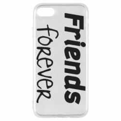 Чехол для iPhone 8 Friends forever