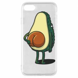 Чохол для iPhone 8 Funny avocado