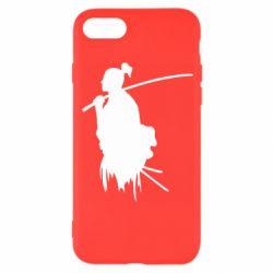Чохол для iPhone 8 Ghost Of Tsushima Silhouette