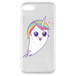 Чохол для iPhone 8 Ghost Unicorn