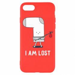Чохол для iPhone 8 I am lost