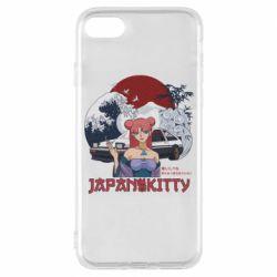 Чохол для iPhone 8 Japan Kitty