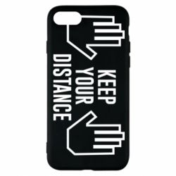 Чохол для iPhone 8 Keep your distance