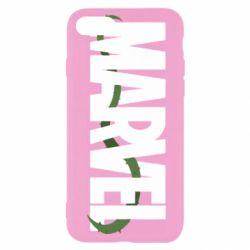Чехол для iPhone 8 Marvel logo and vine