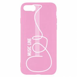 Чохол для iPhone 8 MUSIC LINE