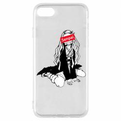 Чохол для iPhone 8 Недзуко - сенпай