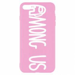 Чохол для iPhone 8 Plus Among Us Logo