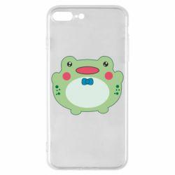 Чохол для iPhone 8 Plus Baby frog