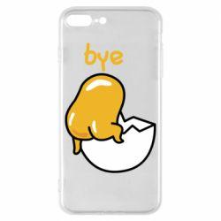 Чохол для iPhone 8 Plus Bye
